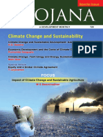 Climate Change yojana and Sustainability