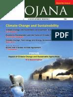 Climate Change yojana and Sustainability