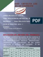 152262707 Metodo Del Triangulo Aplicacion