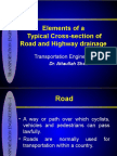 Lec04-Elements Road and Drainange