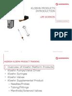 Kloehn Product Overview C