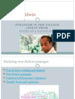 1.James Baldwin Teacher