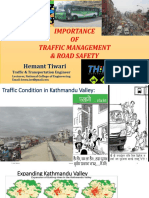 Traffic Management & Road Safety