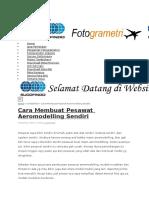 Aero Modelling
