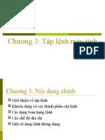 chuong 3-Kiến trúc máy tính
