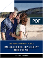 Making Hormone Replacement Work for You