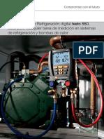 TESTO-Folleto+analitzador+digital+gasos+refrigerants+550-2