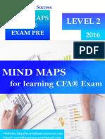 2016 Free Mind Maps CFA Level 2