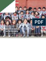 Resguardo de Derechos en La Escuela-Orientaciones Para La Aplicación de La Normativa Educacional