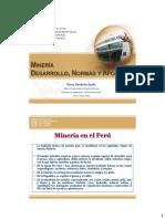 Mineria IIMP Mineria, Desarrollo, Normas y Aportes