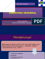 SINDROMA SEREBRAL
