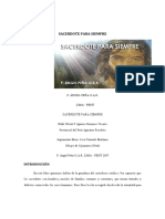Sacerdote Para Siempre - Angel P Benito