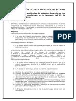 300 Planeación de Un a Auditoría de Estados Financieros