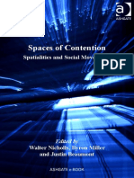 Spaces of Contention