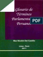 Glosario-Parlamentario-Nicolini