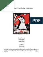Bibliográfica sobre Los Artistas del Pueblo