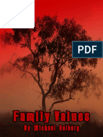 Family Values by Michael Dalberg