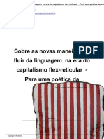 Sobre as Novas Maneiras de Fluir a390