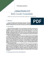 Practico 2 - Redes Locales Conmutadas