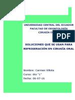 SOLUCIONES QUE SE USAN PARA REFRIGERACIÓN EN CIRUGÍA ORAL.docx