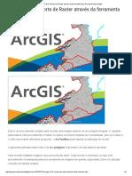 TUTORIAL ArcGIS 10 Clip Recortar Mapa