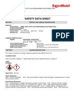 MSDS_MOBIL HEAVY DUTY SCA PRECHARGED 50/50 PREDILUTED
