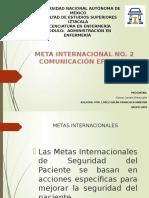 Presentacion Meta Internacional 2