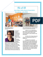 newsletter - vol ii issue i