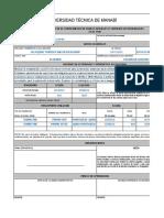 Informe de El Cumplimiento de Tareas Oficiales o Servicios Institucionales en El Pais