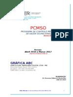 Gráfica ABC Pcmso 2016