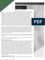 Adobe - Política de Confidencialidade on-line