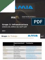3 Infraestructura