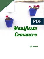 Manifiesto Comunero