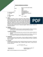Silabo de Topografía Electrónica Sept&Oct-2013