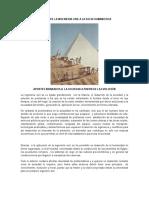 Aportes de La Ingenieria Civil a La Socio Humanistica