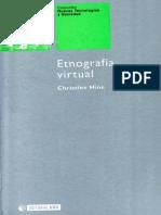 8. Etnografia Virtual