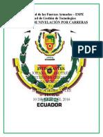 Universidad de Las Fuerzas Armadas 10 de Julio