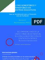 Bullying-homofobico-Recurso-6-3-Recomendaciones-UNESCO.ppt