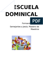 La Escuela Dominical