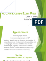 CAM License Exam Prep PP
