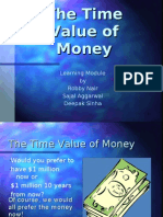 The Time Value of Money