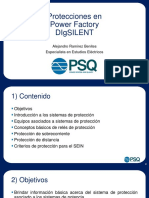 Curso de DIgSILENT-Modulo Protecciones