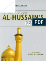 Allama Murtaza Mutahhari - The Truth About Al Hussain_s (A.S) Revolt.pdf
