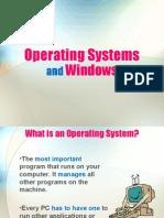 OperatingSystem and Windows