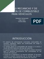 Bombas de Combustion-CRV