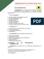 4Apuntes Derecho Procesal Administrativo