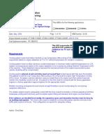 Application Engineering Bulletin
