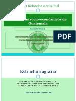 Estructura Agraria en Guatemala