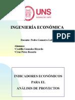 Economica III Unidad