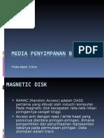 03 - Media Penyimpanan Berkas (Disk)